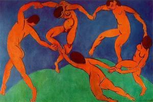 H. Matisse -La danza-